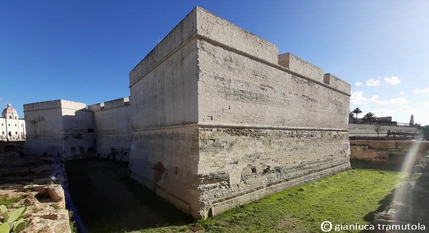 mura Lecce