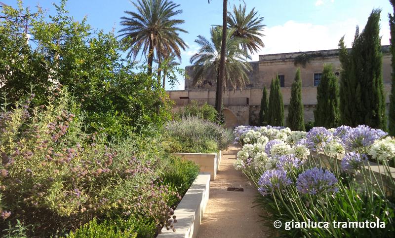 mura urbiche Lecce Gianluca Tramutola sap landscape design