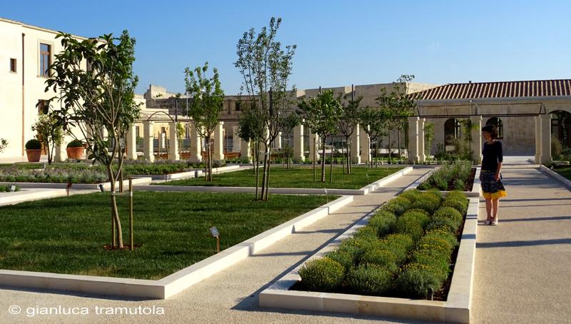 Giardino di Ogni Bene Lecce ex Convento Agostiniani