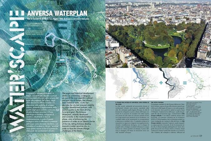 Piano dell` acqua Antwerpen