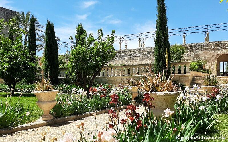 Giardino di Palazzo Giaconia Lecce
